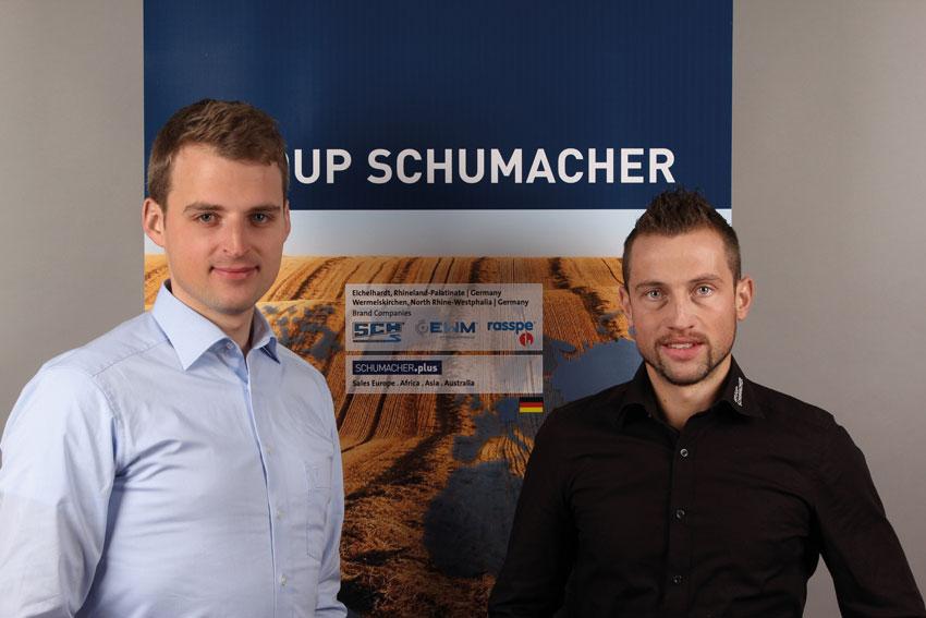 Group Schumacher Technikteam Erweiterung