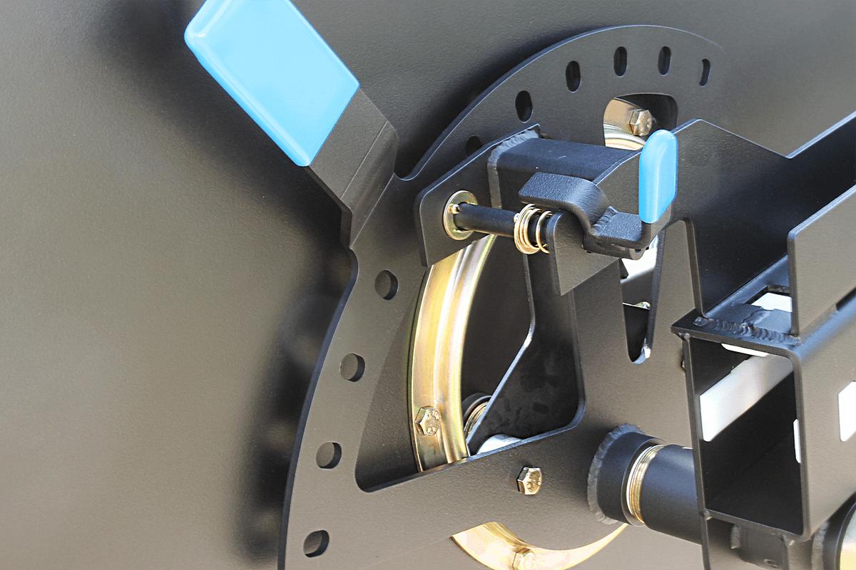 EasyReel bearings and reel control