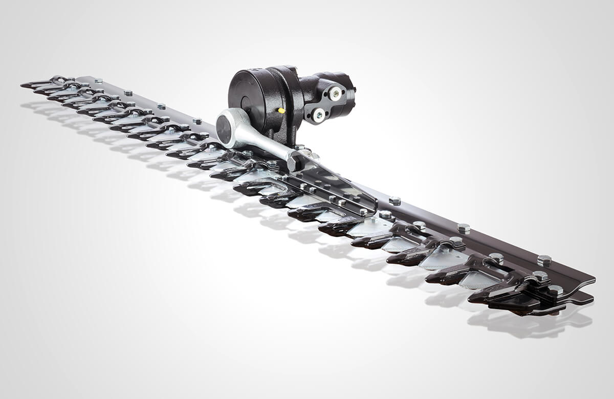 KM-L hedge trimmer with C-Drive