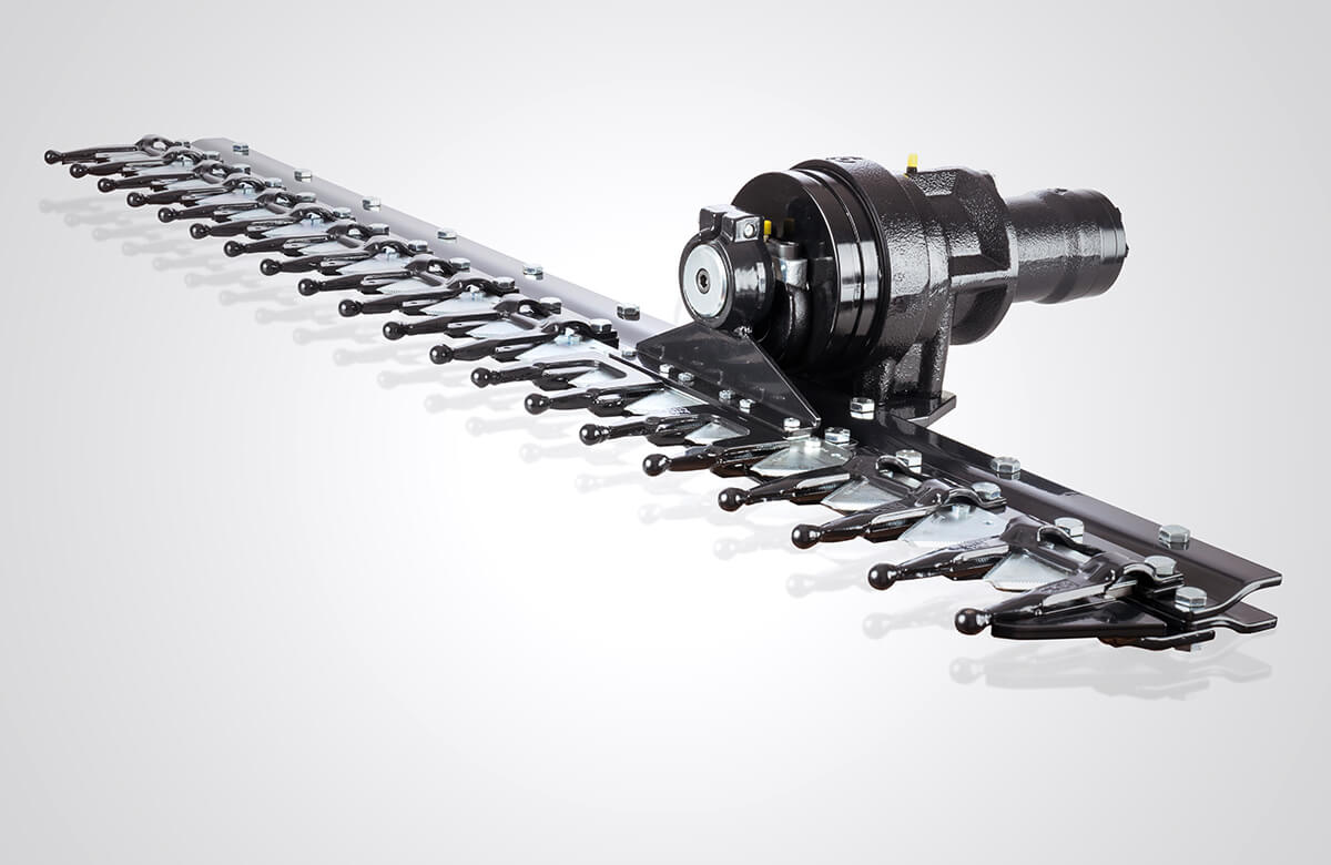 KM-S hedge trimmer with Pro-Drive unit