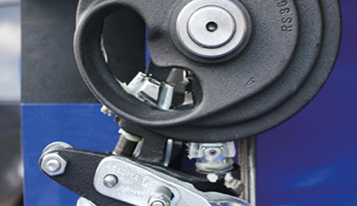 Tying machine Process: Tying
