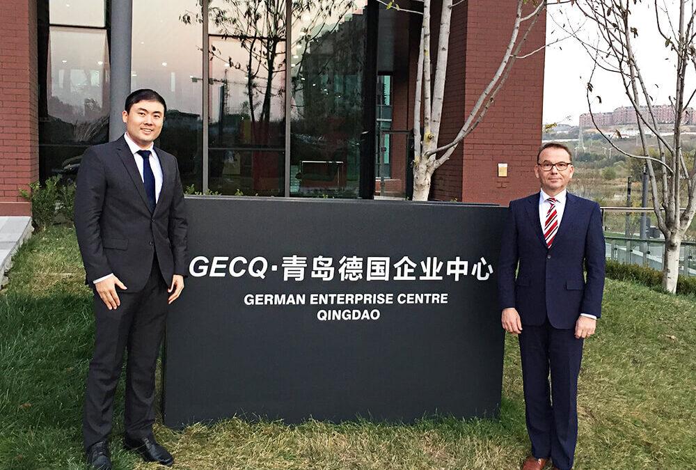 Group Schumacher Peng Wang Germna Ecopark