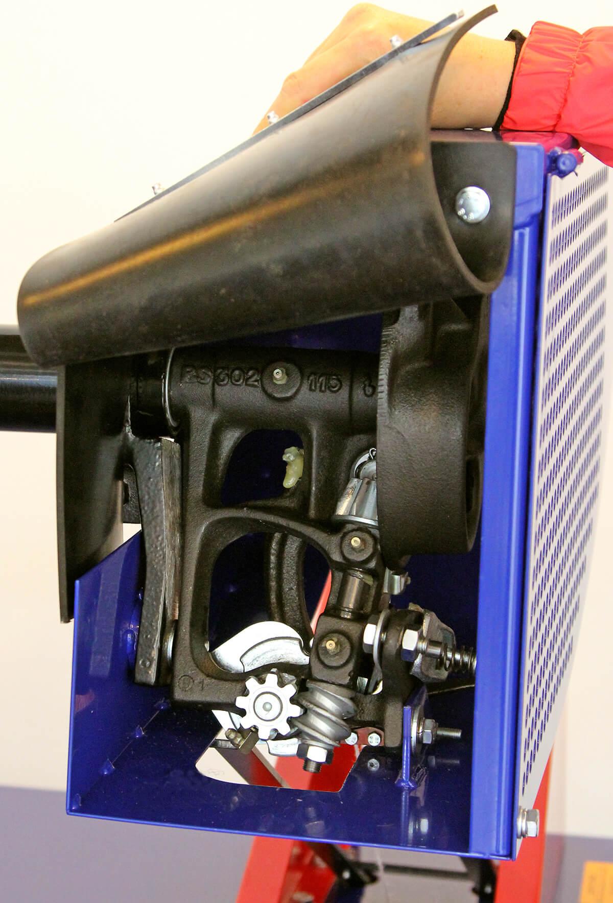 Group Schumacher Tying machine