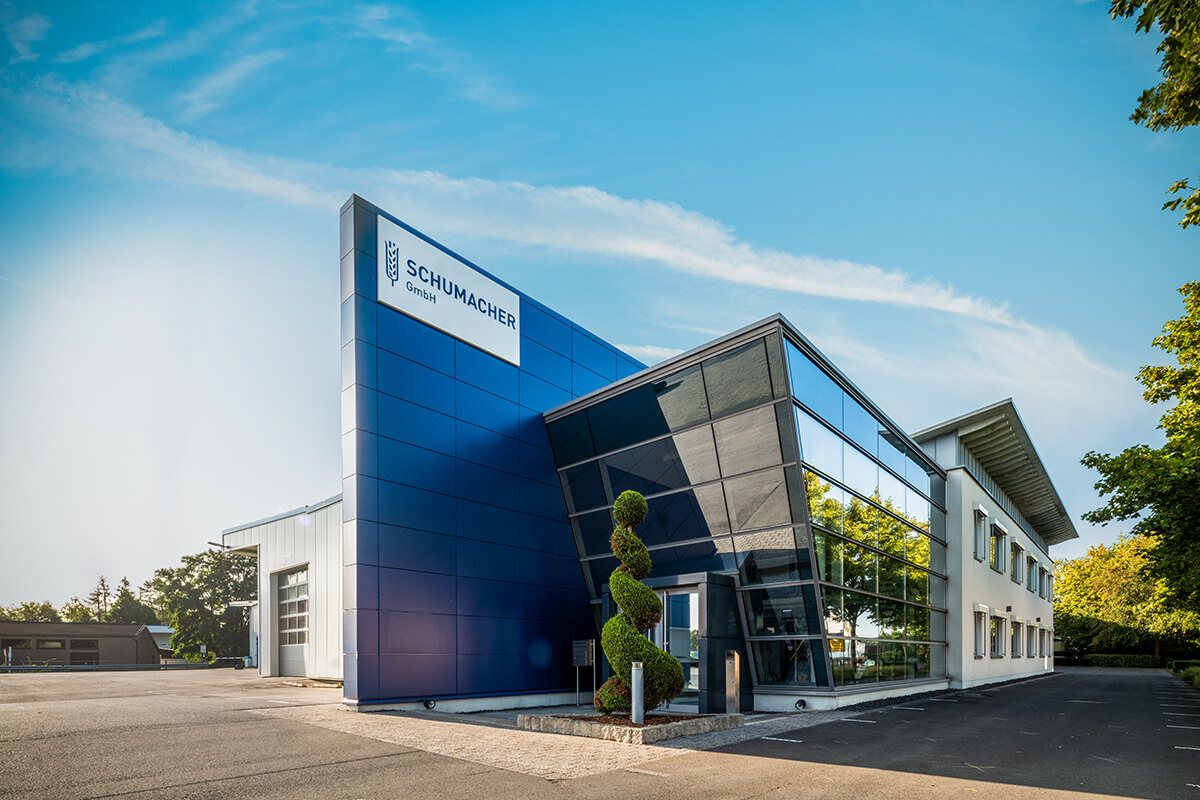 Group Schumacher german location in Eichelhardt