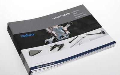 Radura Parts Katalog