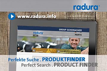 Radura Parts Programm