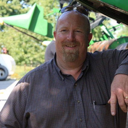 Group Schumacher Rob Ewoldt, Farmer