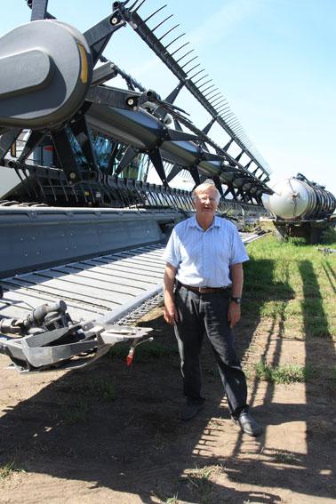 Group Schumacher Stan Kading, Farmer