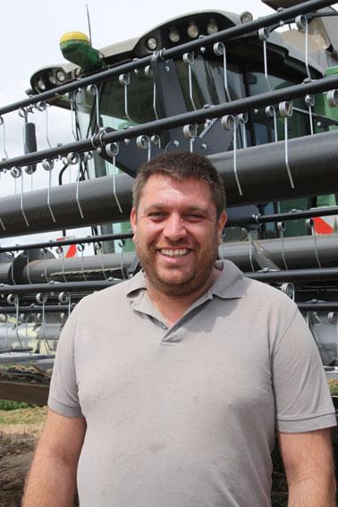 Group Schumacher Steffen Peil, Landwirt