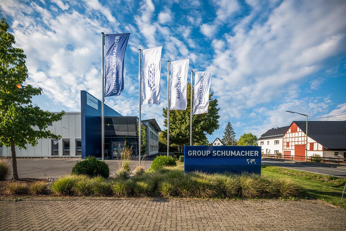 Group Schumacher german location