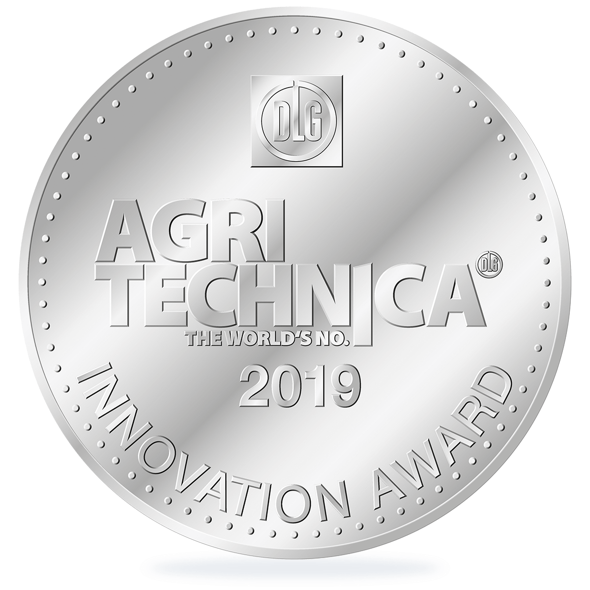 Group Schumacher planetary drive Agritechnica medal