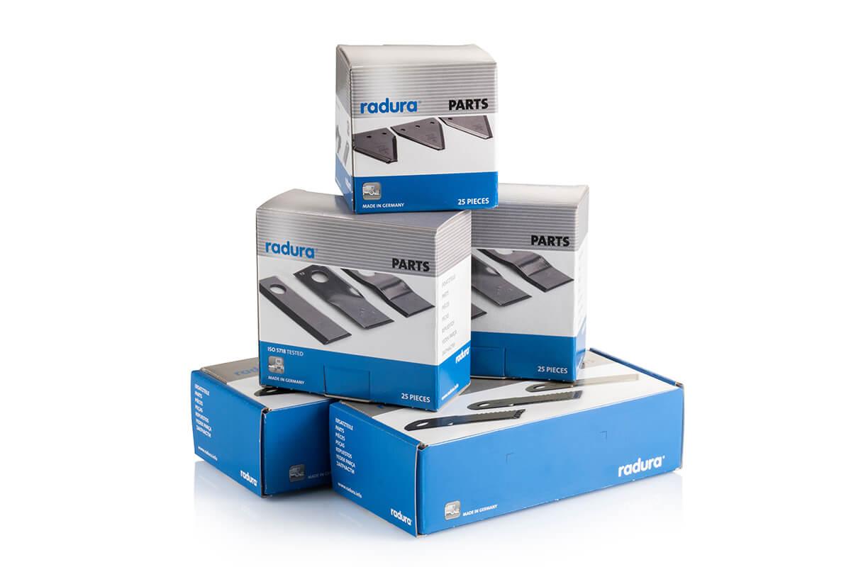 Radura Parts High precision parts for combines