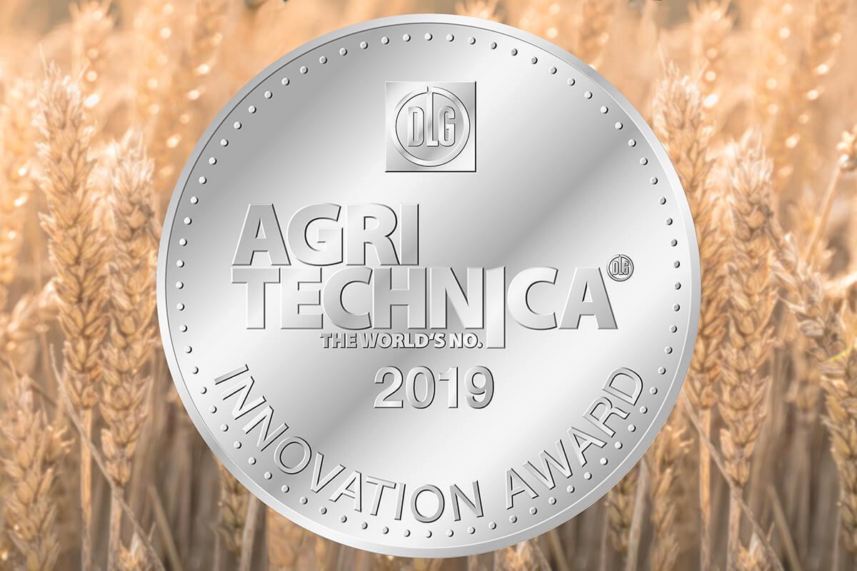 Group Schumacher Agritechnice Silbermedaille