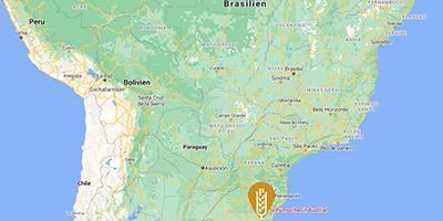 Brasilien Standort