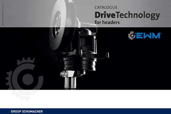 Group Schumacher EWM Cataloque DriveTechnology