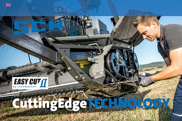 Group Schumacher SCH cutting Edge technology English
