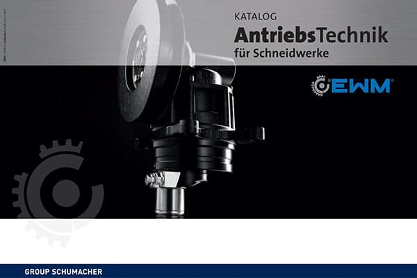 Group Schumacher EWM Katalog AntriebsTechnik