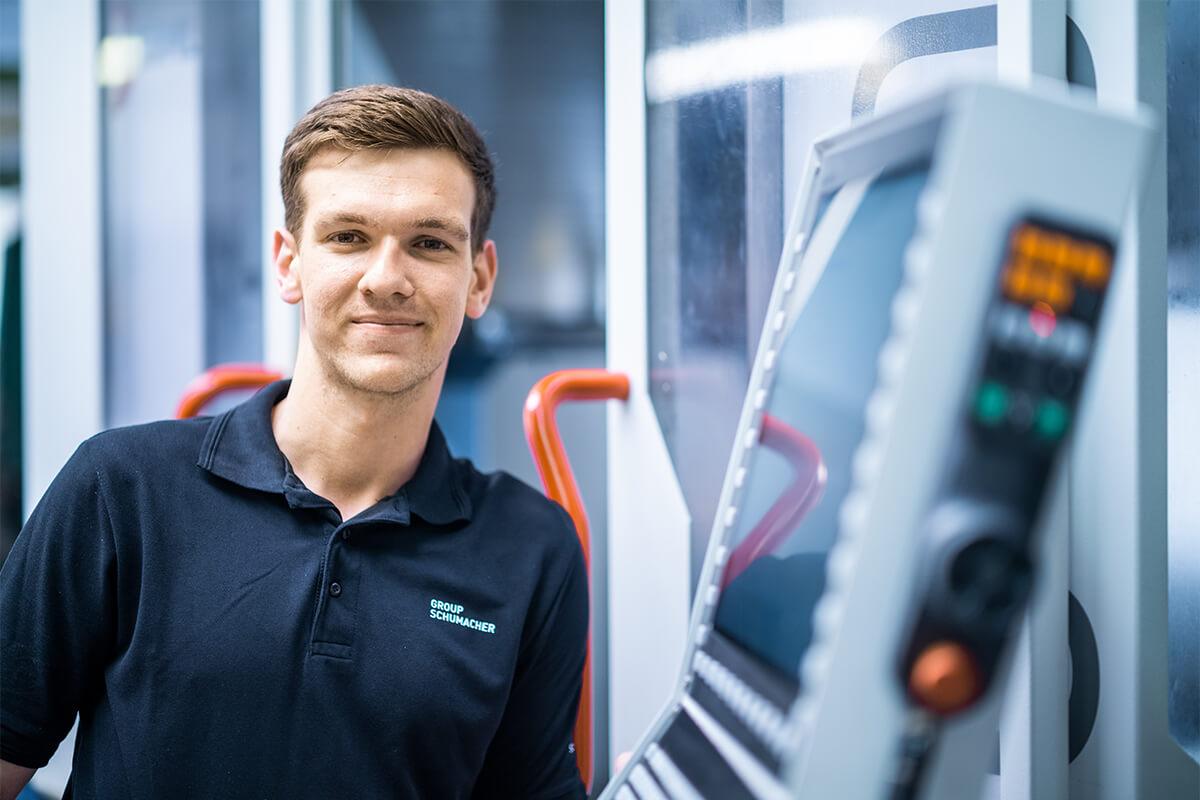 Group Schumacher offene Stellen