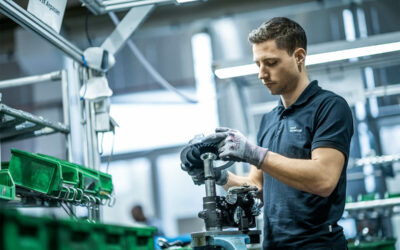 Fachkraft für MetalltechnikFr Montage und Zerspanung