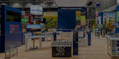 Agritechnica Messestand